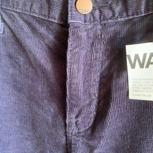 GAP Jeans - Gap 1969 Sexy Boyfriend Navy Corduroy NWT